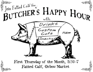 Butcher's Happy Hour