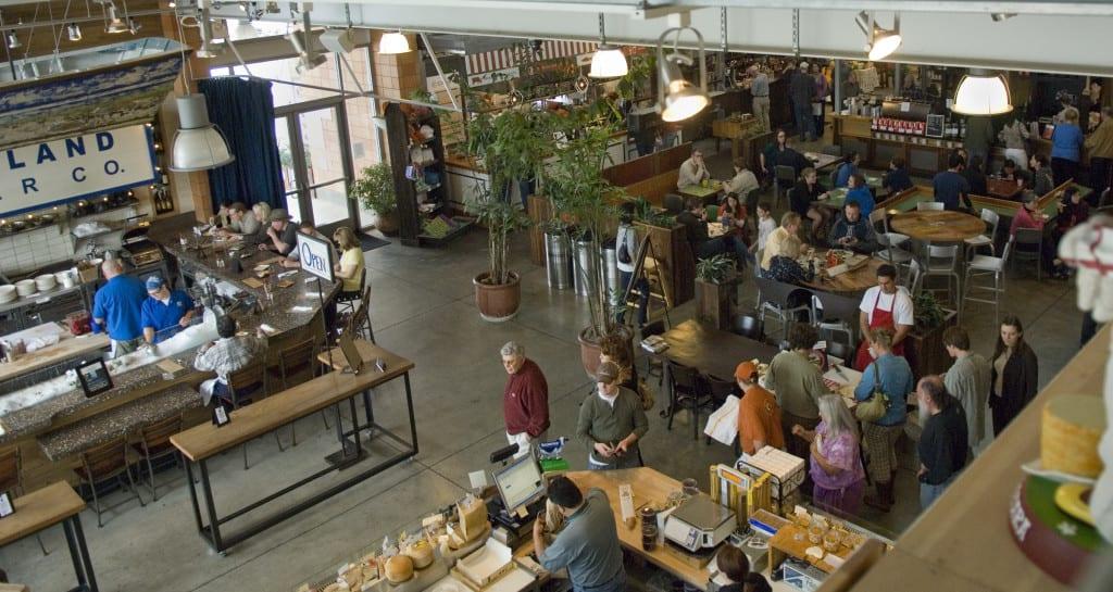Oxbow Public Market Interior