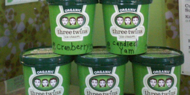 Seasonal Ice Creams