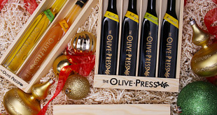 Olive Press Christmas pack