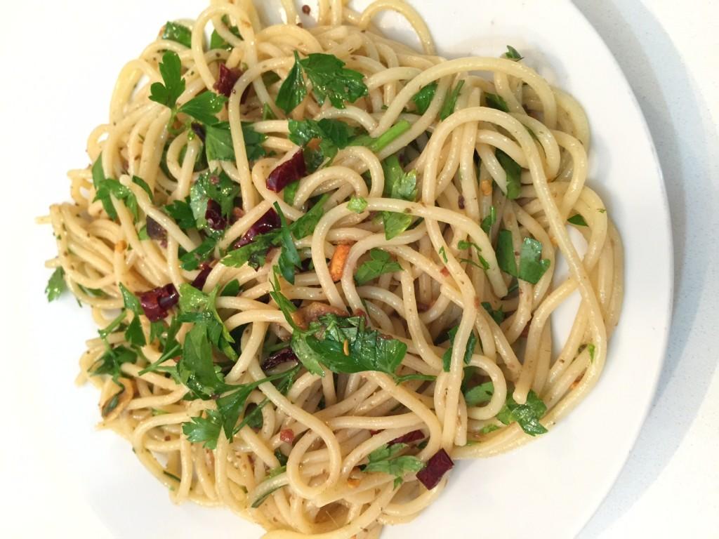 Whole Spice Spaghetti Recipe