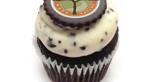 Napa Valley Vine Trail Cupcake