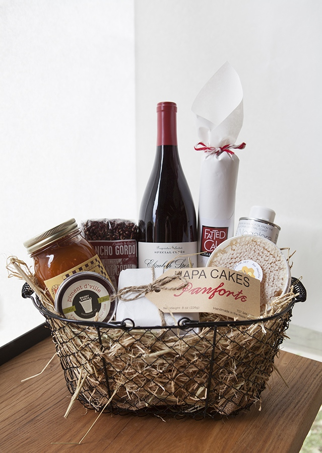 Fatted Calf Gift Basket