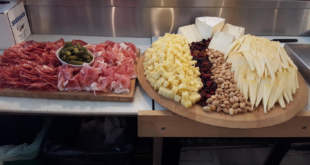 Cheese & charcuterie