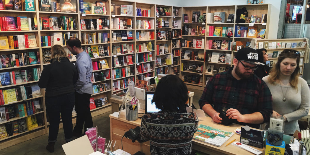 Napa Bookmine<br>Locally-owned, independent bookstore