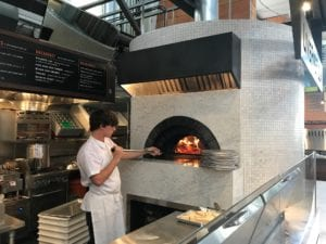 Happy Hour: Live Fire Pizza