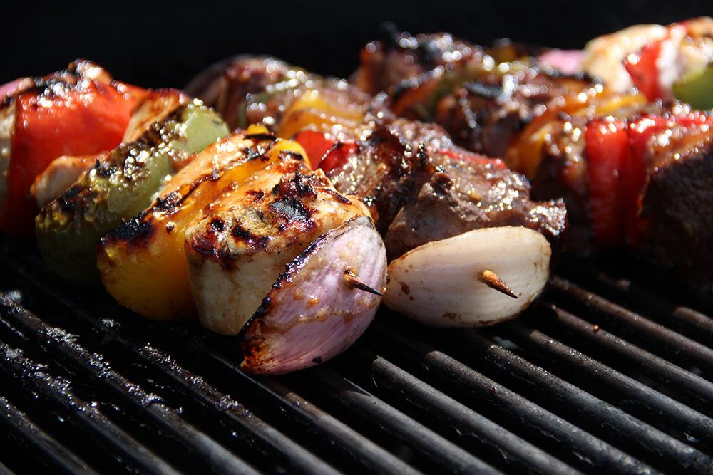 Olive Press grill