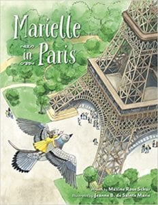 Children's Book Signing with Author and Illustrator of Marielle in Paris