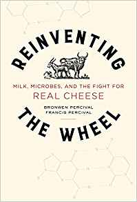 Reinventing the Wheel: Book Signing and Cheese Tasting