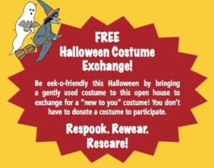 Free Halloween Costume Exchange @ Oxbow Public Market Parking Lot | Napa | California | United States
