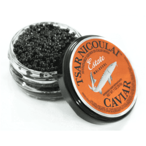 Fatted Calf Butcher's Happy Hour + Tsar Nicoulai Caviar @ The Fatted Calf