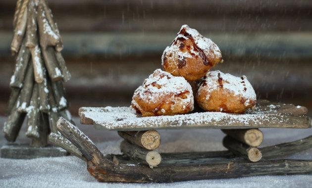 Italian cakes, cookies & treats for the holidays