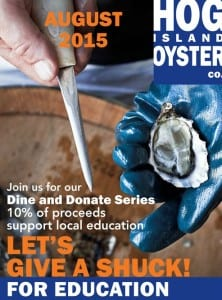 Let's Give a Shuck @ Hog Island Oyster Bar