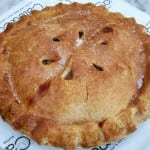 Cate & Co. apple pie