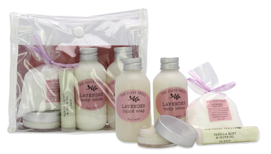 The Olive Press Bath & Spa Collection