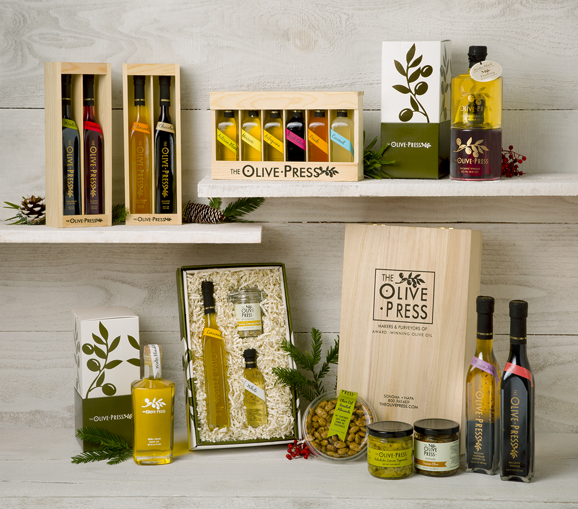 Holiday Gifts from The Olive Press