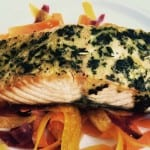 Whole Spice Tarragon Mustard Salmon