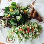 C CASA April Shrimp Enchilada Special