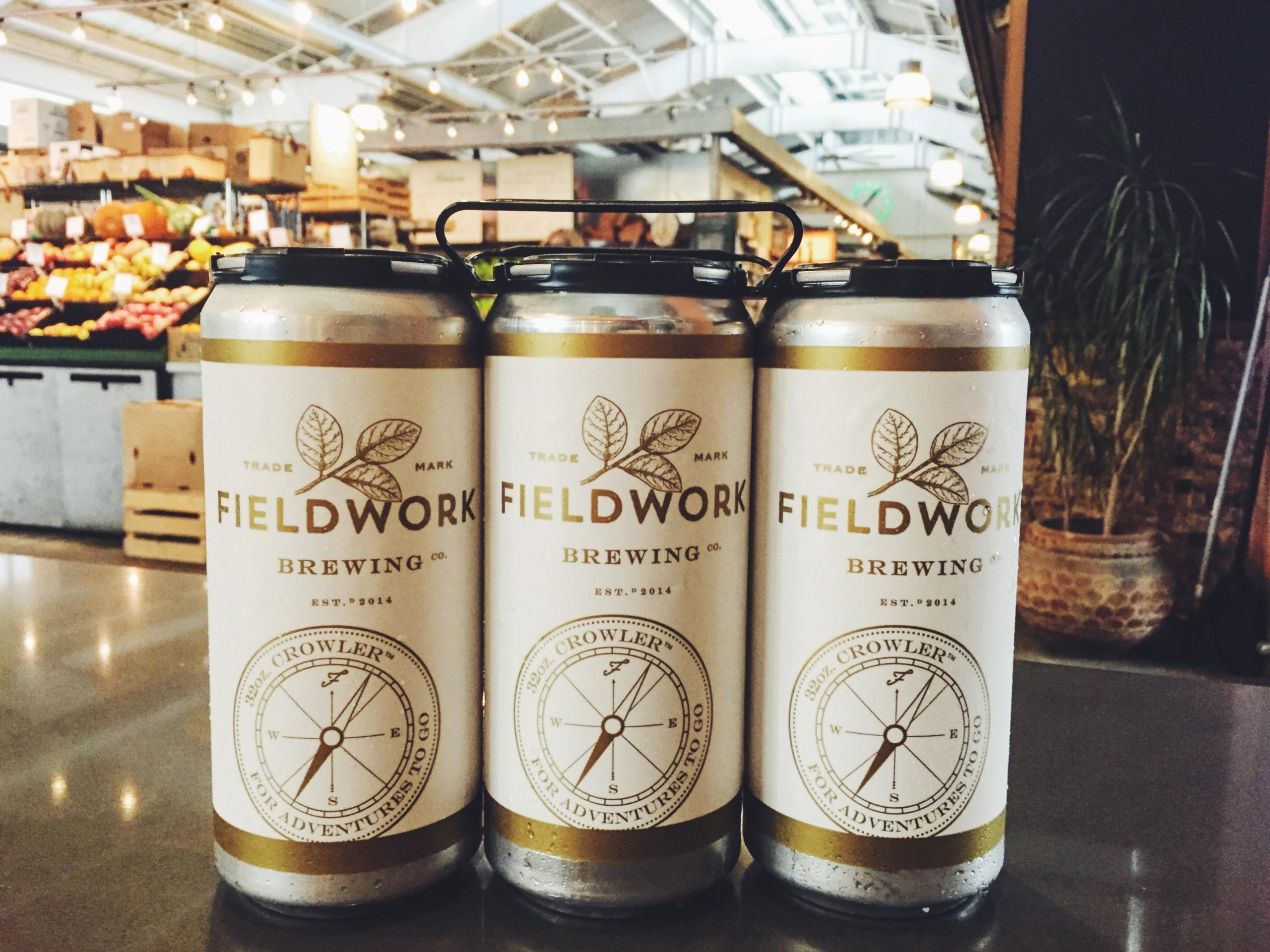 Fieldwork Brewing Beer To Go