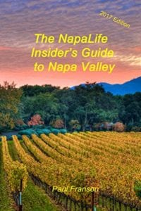 NapaLife Insider's Guide Local Author Booksigning @ Napa Bookmine at Oxbow