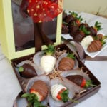Anette's strawberries