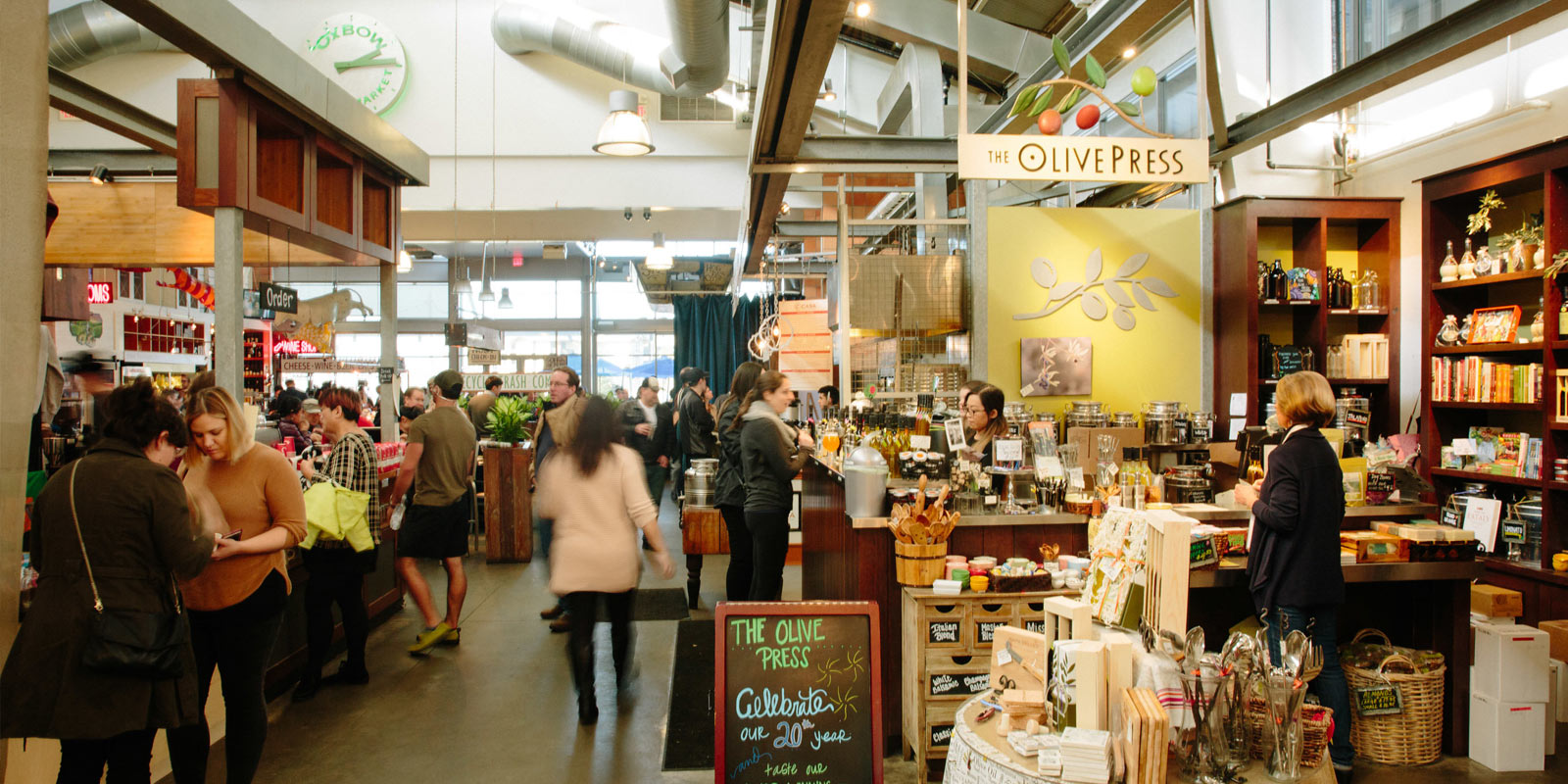 Oxbow Public Market The Local Gathering Place For Great