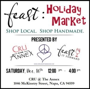 Holiday Market @ CRU @ The Annex
