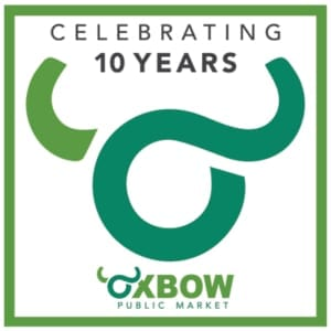 Oxbow Public Market 10th Anniversary Celebration