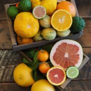 Hudson Greens & Goods citrus