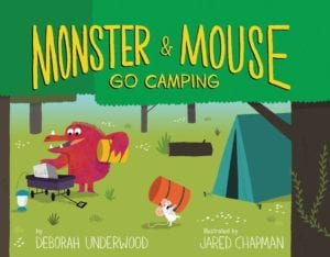 Monster & Mouse Go Camping Storytime