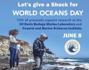 World Oceans Day @ Hog Island Oyster Bar